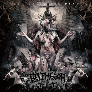 Belphegor - Conjuring The Dead - Artwork
