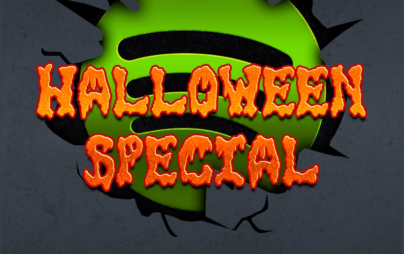 Spotify Halloween