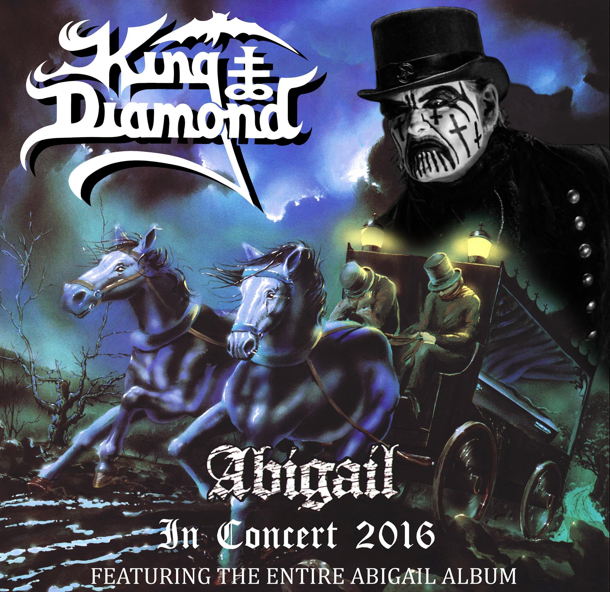 King Diamond Copenhell