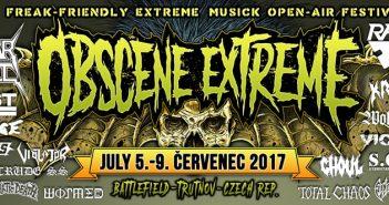 Obscene Extreme - Affisch