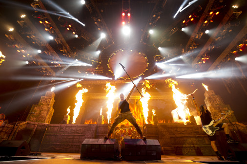 Iron Maiden