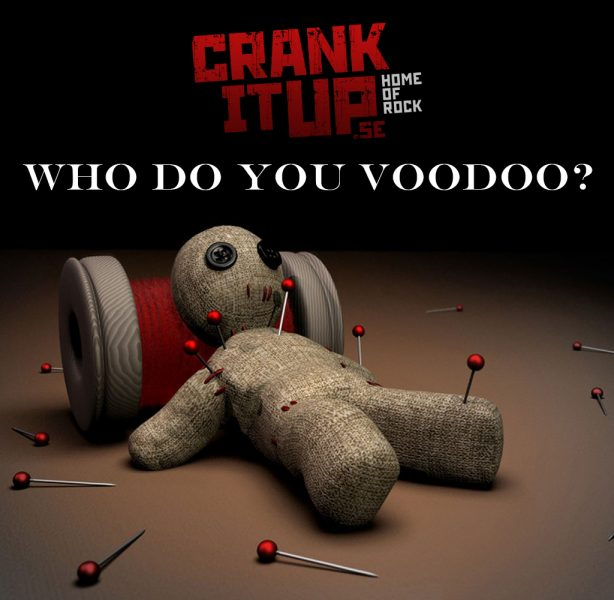 CrankItUp voodoo doll merch