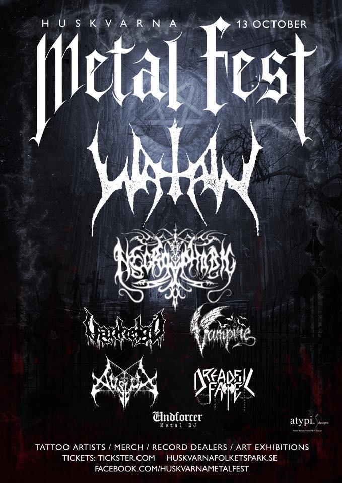 Huskvarna Metal Fest