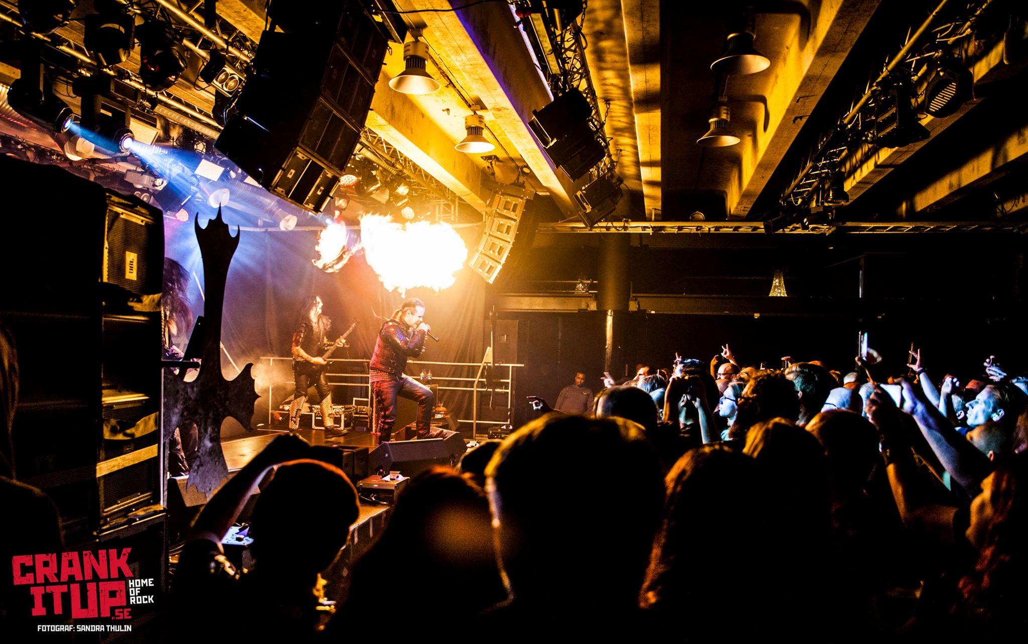 Dark Funeral Kraken Stockholm