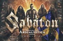 Sabaton - The Great Tour