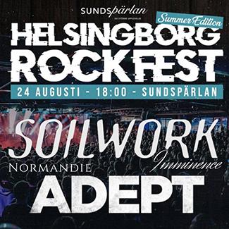 Helsingborg Rockfest Summer Edition