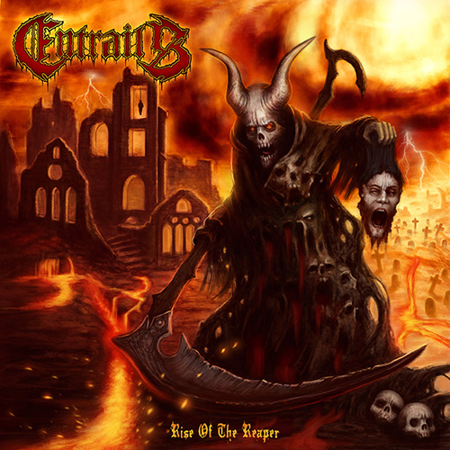 Entrails Rise Of The Reaper