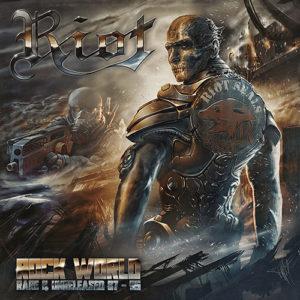 Riot – Rock World (Rare & Unreleased 87-95)
