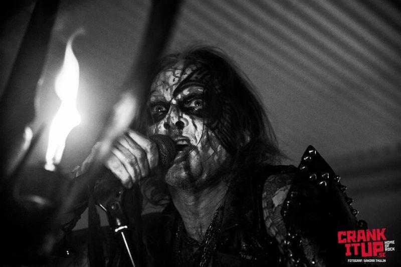 Watain - Huskvarna Metal Fest 2018