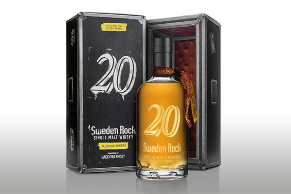 Sweden Rock 20 Oloroso Sherry